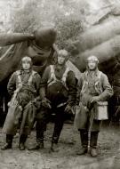 Asisbiz Aircrew Soviet 72ORAP radio Grigory G Shamaluev,pilot Nikolai I Biryukov and nav Sergei Y Baranenko all KIA 1944 01