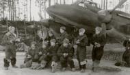 Asisbiz Aircrew Soviet 81GvBAP Commander SnrLt Belikov V Efremovich briefing his comrades in Zamosc Poland 1945 01