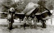 Asisbiz Aircrew Soviet 81GvBAP navigator SV Zhukov,pilot PP Chernysh and radio Shaglin or Volkov 1945 01