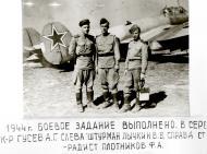Asisbiz Aircrew Soviet 82GvBAP with Commander Anatoly Gusev,Vasily Lychkin nav and Fyodor Plotnikov radio 1944 01