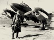 Asisbiz Petlyakov Pe 2 119GvBAP with DV Gaponenko in Konigsberg 1945 01