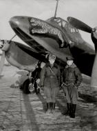 Asisbiz Petlyakov Pe 2 81GvBAP with Jumping Tiger artwork 29th Dec 1944 01