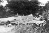 Asisbiz Petlyakov Pe 2 Soviet dive bomber after an emergency landing Germany 1945 02