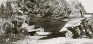 Asisbiz Petlyakov Pe 2 type 110 Red 3 being pushed back into forest cover Russia SS1181 P20