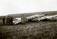 Asisbiz Petlyakov Pe 3 belly landed being inspected by German forces Operation Barbarosa Russia 1941 ebay 01