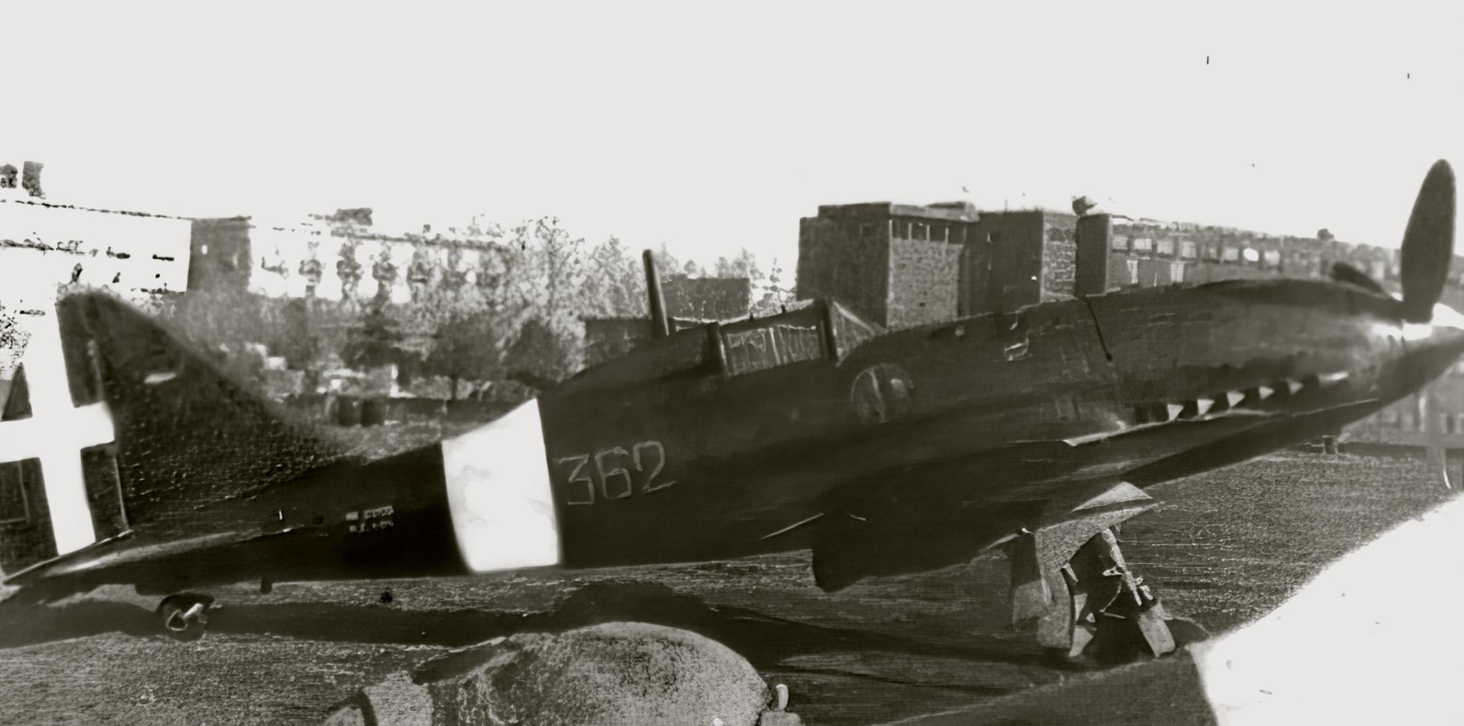 Reggiane Re2005 Sagittario 22 Gruppo Caccia Terrestre 362 Sqa Naples June 1943 01