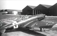 Asisbiz Reggiane Re2005 Sagittario in Luftwaffe markings Reggio Emilia 1943 01