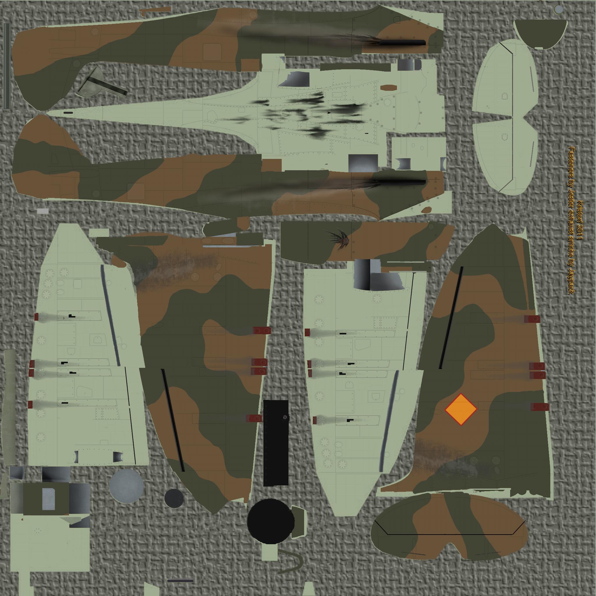 COD KF Spitfire Generic 01