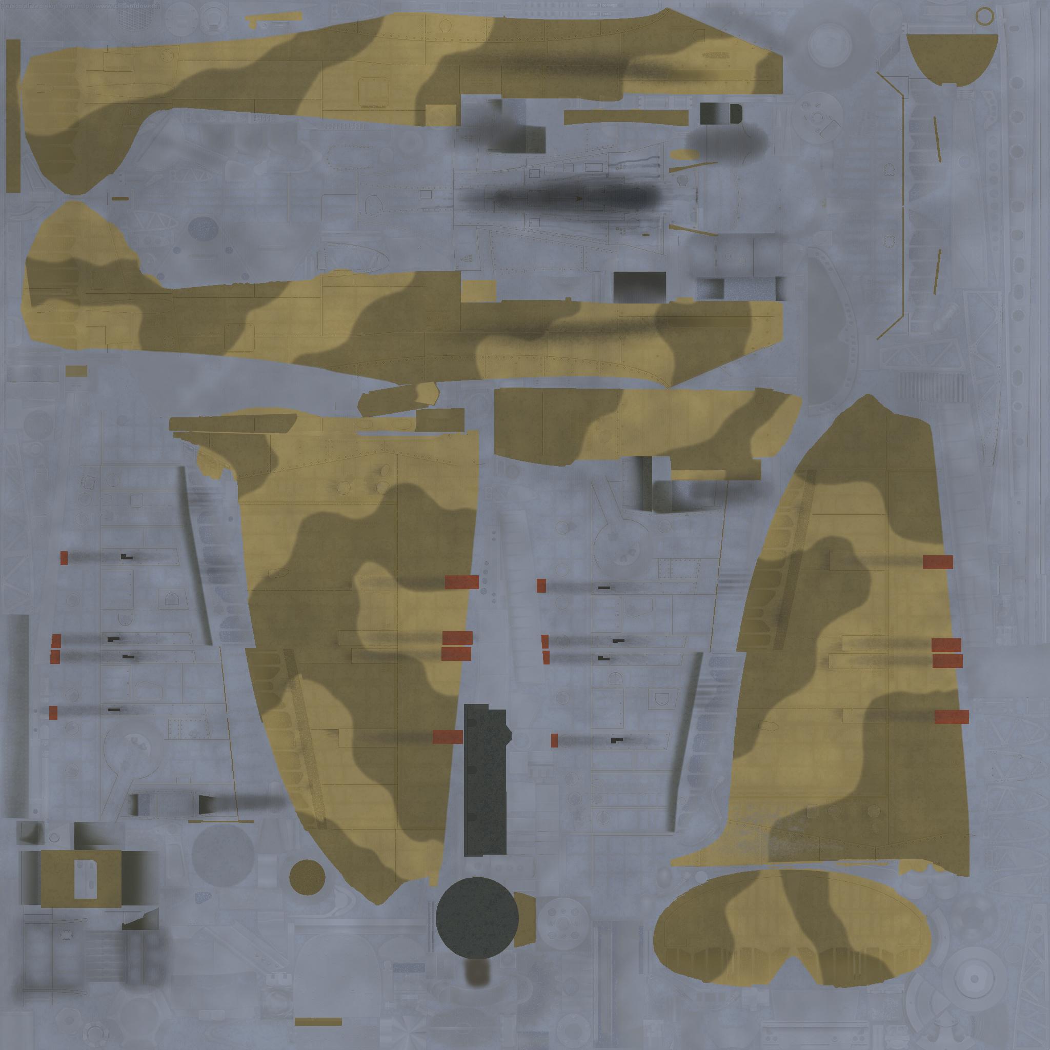 COD MS MkI RAF Desert Generic 1942 W