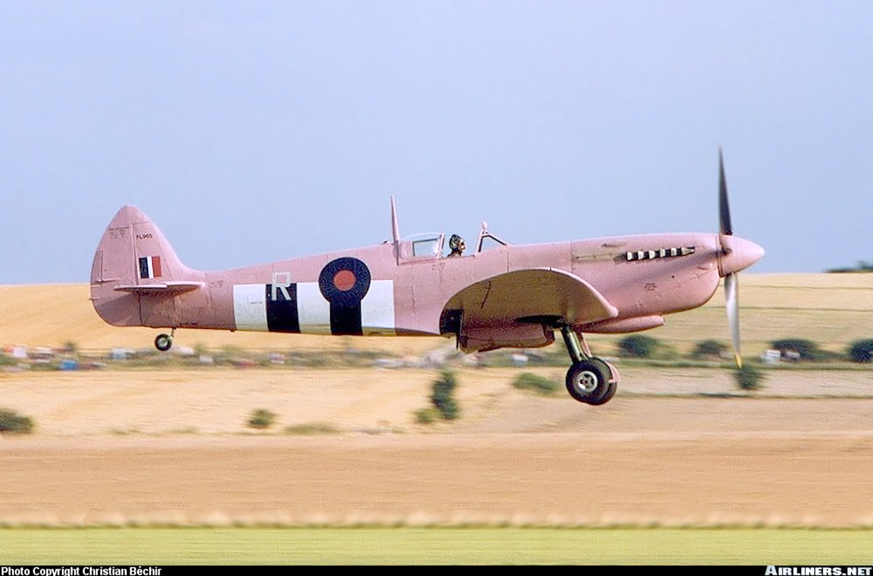 Airworthy Spitfire warbird PRXI RAF 16Sqn R PL965 12