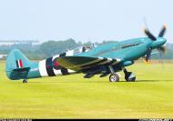 Asisbiz Airworthy Spitfire warbird PRXIX RAF PS890 F AZJS 02