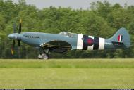 Asisbiz Airworthy Spitfire warbird PRXIX RAF PS890 F AZJS 03
