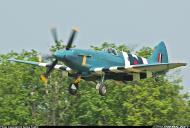 Asisbiz Airworthy Spitfire warbird PRXIX RAF PS890 F AZJS 04