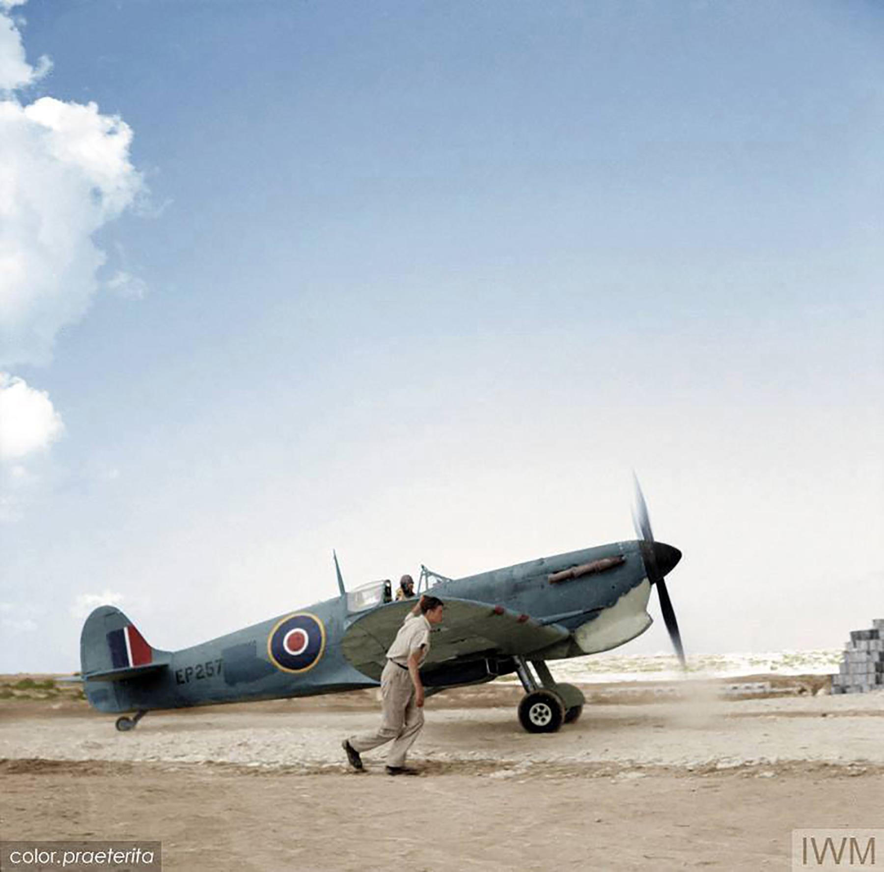 Spitfire-VbTrop-RAF-126Sqn-EP257-at-Luqa