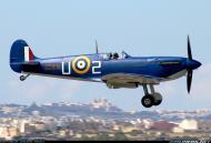 Asisbiz Airworthy Spitfire warbird MkVb RAF 603Sqn U2 BR597 G MKVB 06