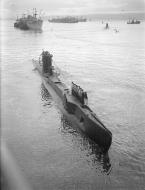 Asisbiz British U class submarine used during the Battle of Malta 01