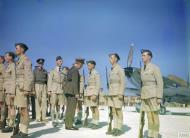 Asisbiz Governor of Malta inspecting the Guard of Honour at Safi Malta IWM TR1065