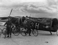 Asisbiz Spitfire MkVc RAF Luqa Wing PPH Peter Prosser Hanks BR49x Malta 1942 01