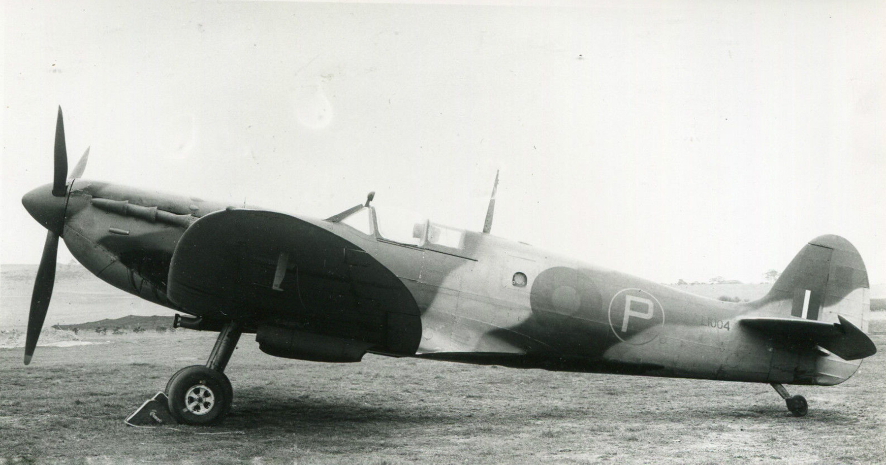 Spitfire PR8 Proyotype climb level speed and diving trials L1004 Mar 1943 01