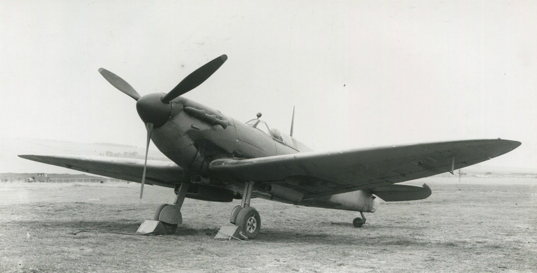 Spitfire PR8 Proyotype climb level speed and diving trials L1004 Mar 1943 02