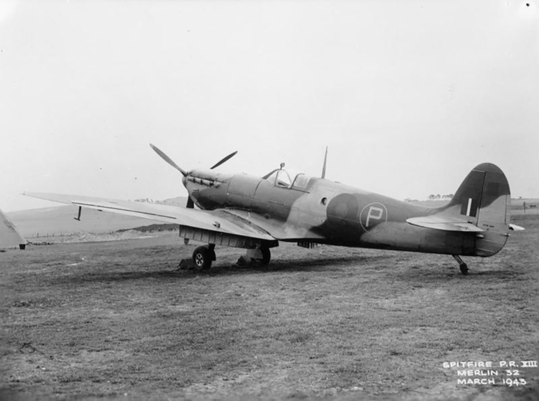 Spitfire PR8 Proyotype climb level speed and diving trials L1004 Mar 1943 03