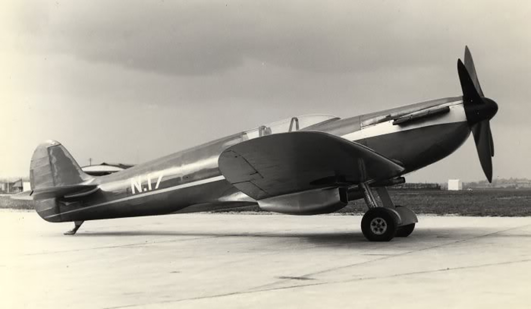 The Speed Spitfire England 1939 01