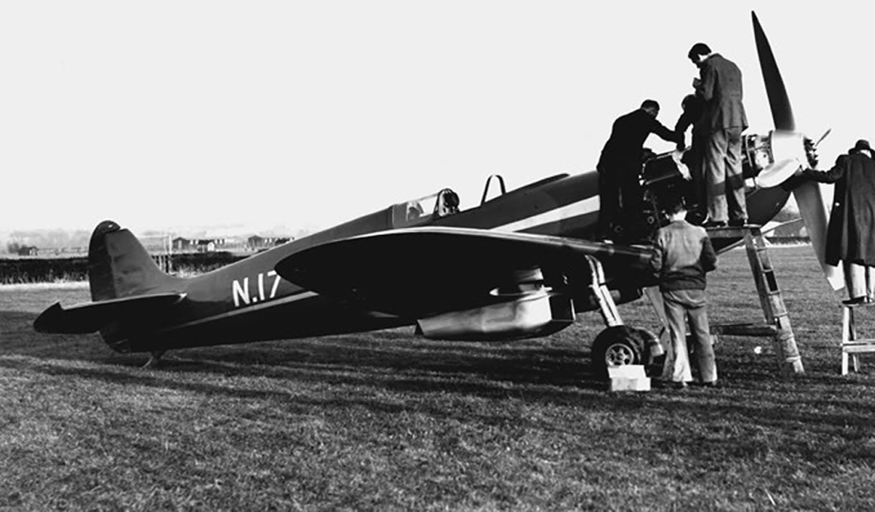 The Speed Spitfire England 1939 02