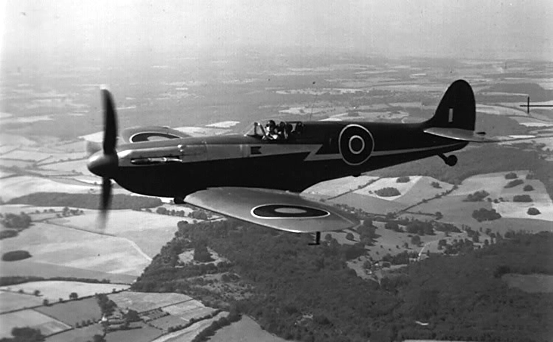 The Speed Spitfire England 1939 03