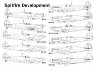 Asisbiz Aircraft profile Spitfire development 0A