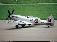 Asisbiz Airworthy Spitfire warbird FRXIV RAF Prototype OI C MV293 01