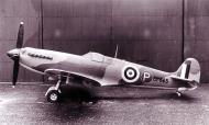 Asisbiz Spitfire 4 Prototype DP845 as the first Griffon Spitfire 01