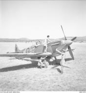 Asisbiz Spitfire LFIX RAF 451Sqn BQM at Cuers Southern France Sep 1944 AWM MEA1976