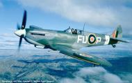 Asisbiz Airworthy Spitfire warbird LFXVI RAAF 453Sqn FUP TB863 01