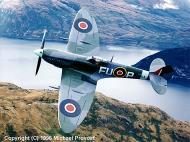Asisbiz Airworthy Spitfire warbird LFXVI RAAF 453Sqn FUP TB863 02