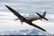 Asisbiz Airworthy Spitfire warbird LFXVI RAAF 453Sqn FUP TB863 11