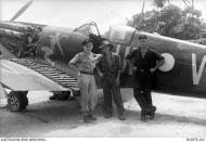 Asisbiz Spitfire MkVc RAAF 79Sqn UPV A58 145 RAF EE852 Kiriwina Sep 1943 AWM 01