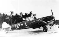 Asisbiz Spitfire MkVcTrop RAAF 79Sqn UPA Reid A58 252 Morotai 1945 01