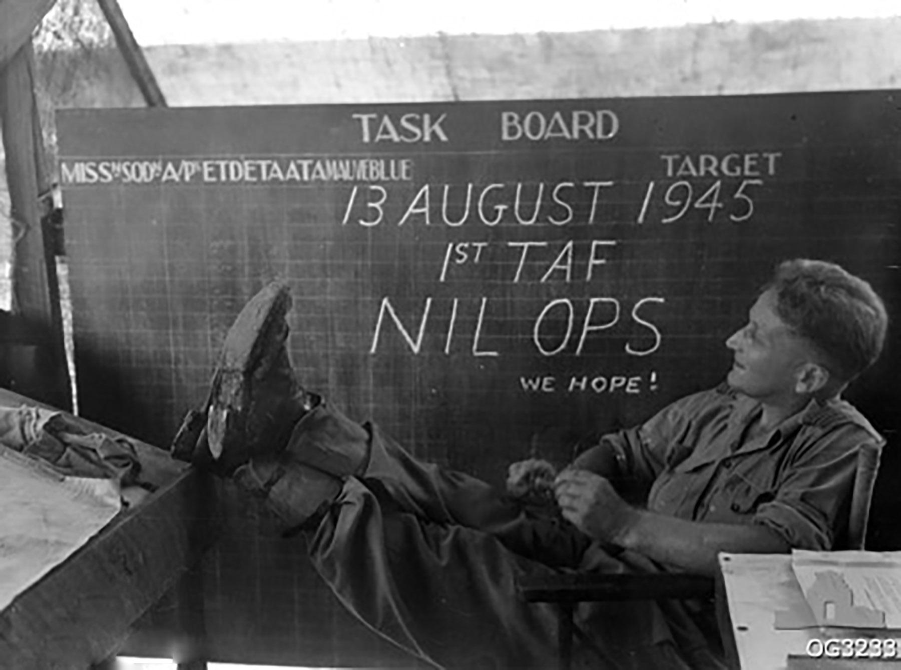 Aircrew RAAF 1TAC Nil ops (AWM OG3233)