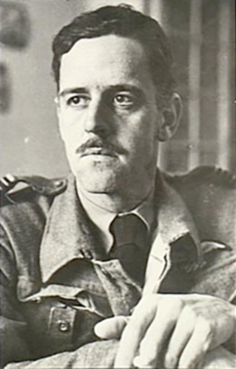 Aircrew RAAF Clive R Caldwell 1942 01