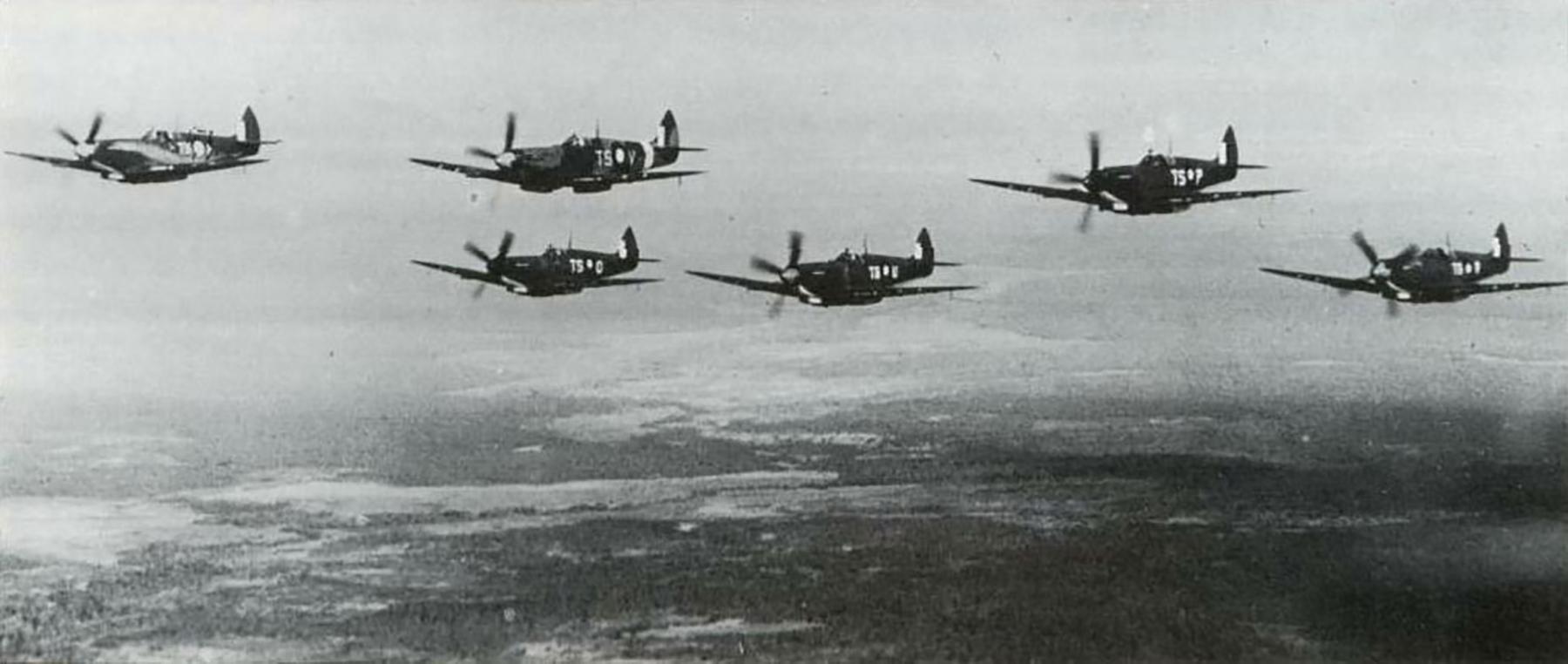 Spitfire LFVIII RAAF 548Sqn TSV JG422 A58 353 Queensland 1944 02