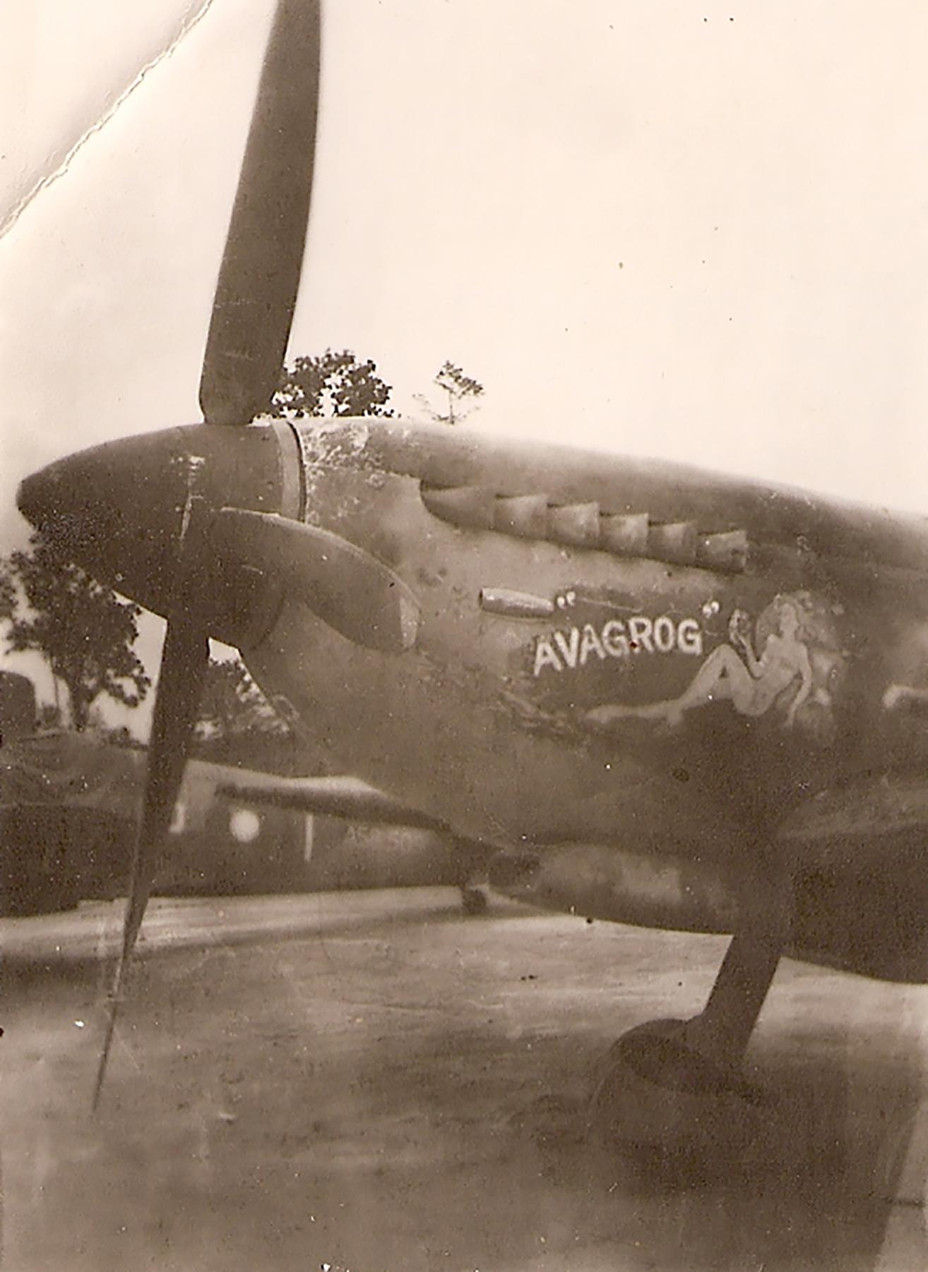 Spitfire RAAF AVAGROG A58 xxx 01