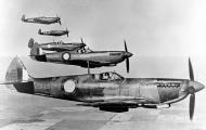 Asisbiz Spitfire LFVIII RAAF 6AD A58 315 over NSW 1945 02