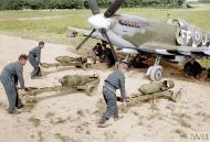 Asisbiz Spitfire MkIXe RAF 132Sqn FFJ during D day ops 1944 01