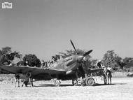 Asisbiz Spitfire VIII RAF 136Sqn HMC at Rumkhapalong operating over Burma CBI 1944 IWM 01