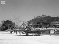 Asisbiz Spitfire VIII RAF 136Sqn HMH at Rumkhapalong operating over Burma CBI 1944 IWM 0