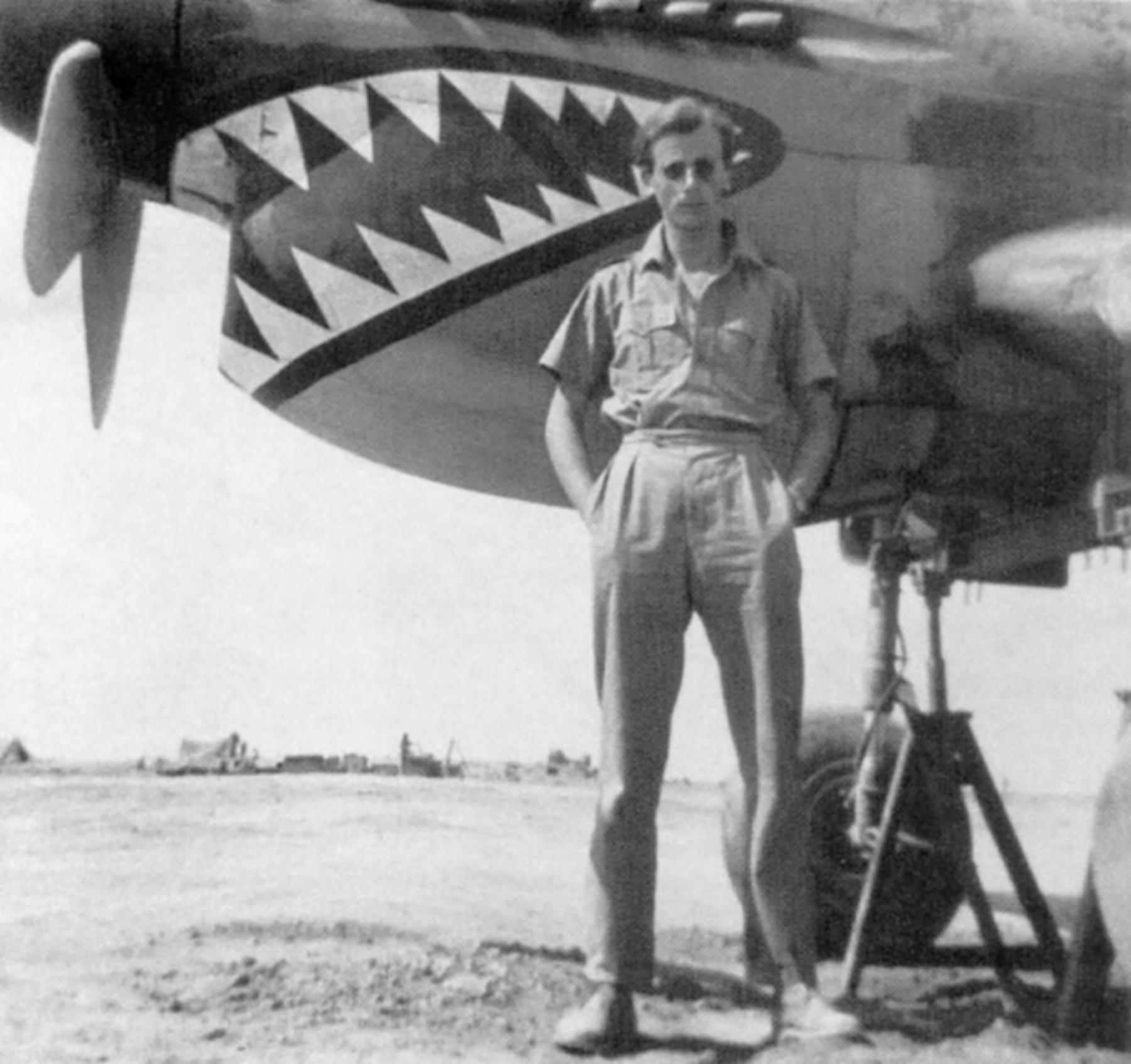 Aircrew RAF Neville Duke 02