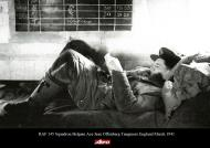Asisbiz Aircrew RAF 145 Squadron Belgian Ace Jean Offenberg Tangmere England March 1941 01