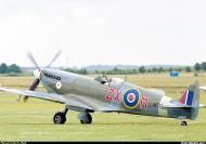 Asisbiz Airworthy Spitfire warbird MkVIII RAF 145Sqn ZXM MT928 04