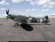 Asisbiz Airworthy Spitfire warbird PRXIX RAF 152Sqn UMG PS915 SEAC 1945 01