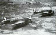 Asisbiz Spitfire MkVIII RAF 152Sqn UMK and UMC Thedaw Burma 1945 01